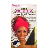 Deluxe Braid Bonnet Brown