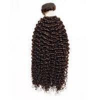 100% Virgin Brazilian Hair Weft, Jerry Bohemian / 30cm / #Natural Dark