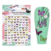 Nailart Sticker Butterfly 2