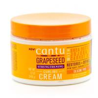 Cantu Grapeseed Silicone Free Curling Cream 340g