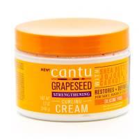 Cantu Grapeseed Silicone Free Curling Cream 340g