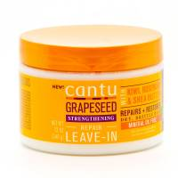 Cantu Grapeseed Mineral Oil Free Leave-In Repair Conditioner 340g
