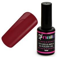 CH Nails Polishgel Red Dark