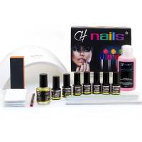 CH Nails Premium UV Gel Polish Starter Kit