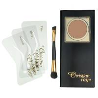 Christian Faye Eyebrow Kit CF62 Dark Brown