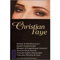 Christian Faye Eyebrow / Eyelash Dye Blue/Black