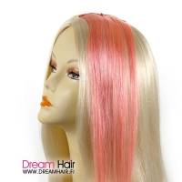 Clip-In Highlight  Pink 2