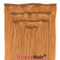 Clip-In Hair Extension 4pcs 40cm 16#