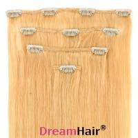 Clip-In Hair Extension 4pcs 60cm 24#