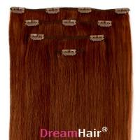 Clip-In Hair Extension 4pcs 40cm 33#