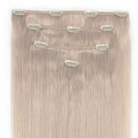 Clip-In Hair Extension 4pcs 30cm Whiteblond