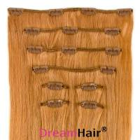 Clip-In Hair Extension 8pcs 50cm 16#