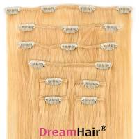 Clip-In Hair Extension 10-pcs 45cm 24#