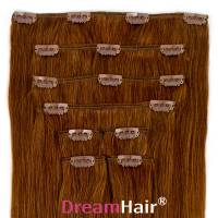 Clip-In Hair Extension 8pcs 50cm 8#