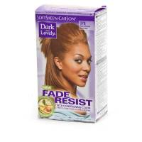 Dark and Lovely Fade Resistant Rich Conditioning Hair Color Honey Blonde #378