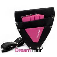 DreamHair Sax Hölster Svart-Pink 21897