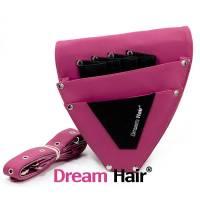 DreamHair Sax Hölster Pink-Svart 21896