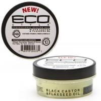 EcoStyler Black Castor Styling Gel 88ml