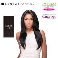 Sensationnel Empress Custom Lace Wig Straight #1B