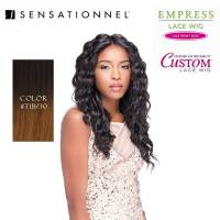 Sensationnel Empress Custom Lace Wig Loose Deep #T1B/30