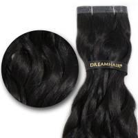 European Tape Weft Curl 55g / 40cm 1#