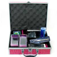 Eyelashes Starter Kit Pro Pink