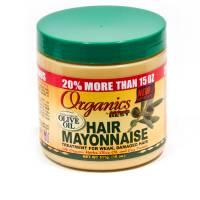 Africa's Best Organics Olive Oil Hair Mayonnaise 511g