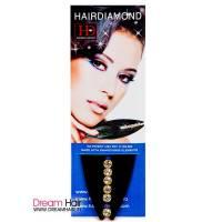 Swarovski Hairdiamond Gold Hiustimantit 6kpl