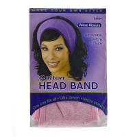 Head Band Light Pink