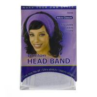 Head Band White
