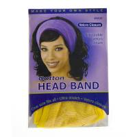 Head Band Yellow
