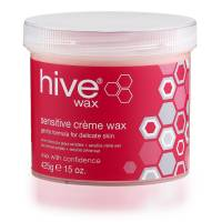 Hive of Beauty Sensitive Creme Wax 425g