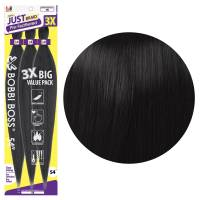 Bobbi Boss Just Braid 3 X Pack, Color 1#