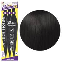 Bobbi Boss Just Braid 3 X Pack, Color 1B#