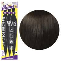Bobbi Boss Just Braid 3 X Pack, Color 4#