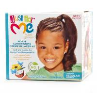 Just for Me Children Rakpermanent No-Lye Condition Creme Relaxer System Regular