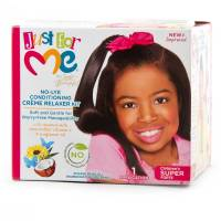 Just for Me Children No-Lye Condition Creme Relaxer System Super