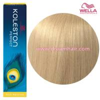 Wella Koleston Perfect Permanent Professional Hair Color 60ml 10/38