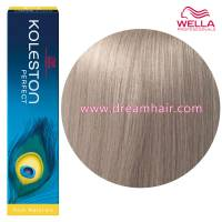 Wella Koleston Perfect Permanent Professional Hair Color 60ml 10/8