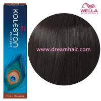 Wella Koleston Perfect Permanent Professional Hair Color 60ml 4/71