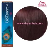 Wella Koleston Perfect Permanent Professional Hair Color 60ml 4/75