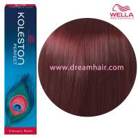 Wella Koleston Perfect Permanent Professional Hair Color 60ml 6/41
