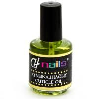 CH Nails Kynsinauhaöljy Sitruuna