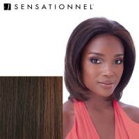 Sensationnel Human Hair Lace Front Wig Mya F1B/30#