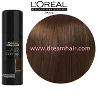 Loreal Hair Touch up - Color Spray Brown 75 ml
