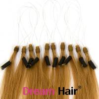 Micro Loop European Hair Extension 30cm 18#