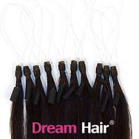 Micro Loop European Hair Extension 40cm 2#