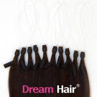 Micro Loop European Hair Extension 30cm 4#