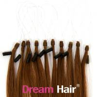 Micro Loop European Hair Extension 50cm 6#