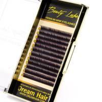 Premium Mink Eyelashes B-Curl 0.15T x 8mm
